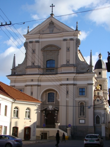 Костел святой Терезы