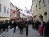 Театрализованное шествие.