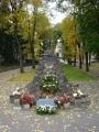 Памятник жертвам советской оккупации