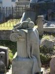 могила младенца