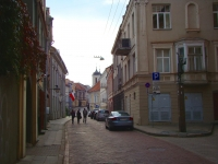 Улица Швянто Йоно